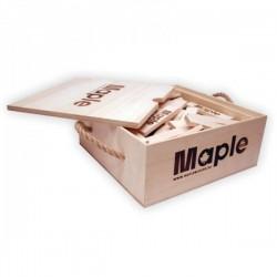 Maple skrzynia 100 klocków M11